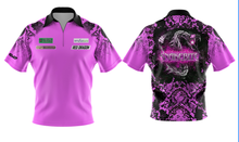 Load image into Gallery viewer, Replica Fluro Pink Polo Shirt Kids & Adults sizes