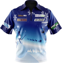 Load image into Gallery viewer, Snowman Polo Shirt Kids & Adults sizes replica