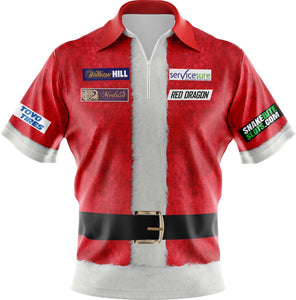 Replica Santa Polo Shirt kids & Adult sizes
