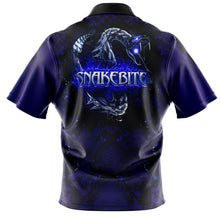 Load image into Gallery viewer, Navy Snakebite Polo Shirt replica