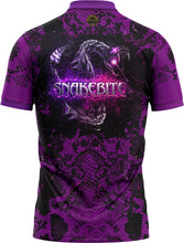 Load image into Gallery viewer, Winning Purple World Darts Champion 2020 replica shirt