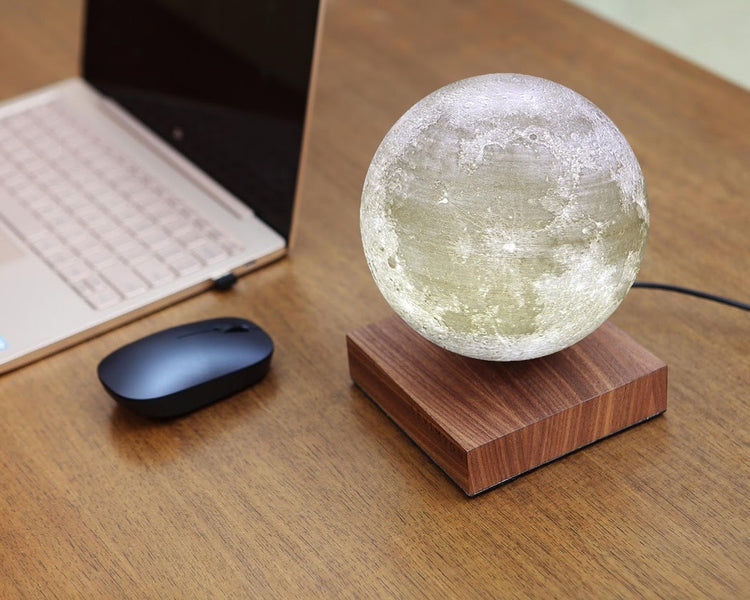 These 10 Moon Lamps Will Be a Game-changer to Your Room Decor!