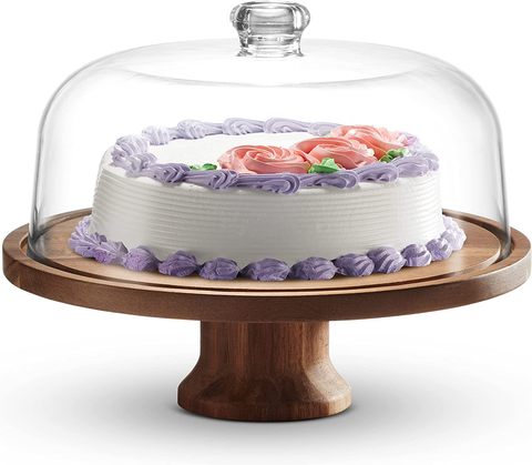 Cake Dome with Lid