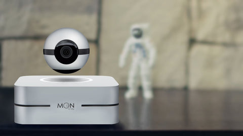 Levitating Smart Security Camera