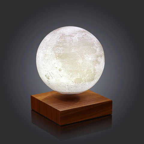 Moon Lamp Package Contents