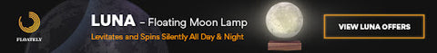 Offers - Luna floating moon lamp