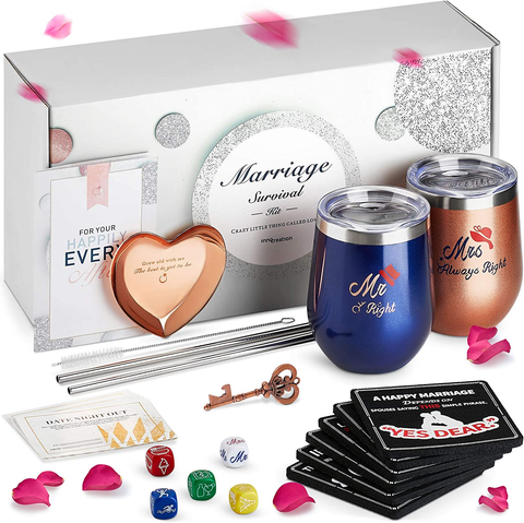 The Marriage Survival Kit