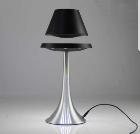 floating magnetic lamps