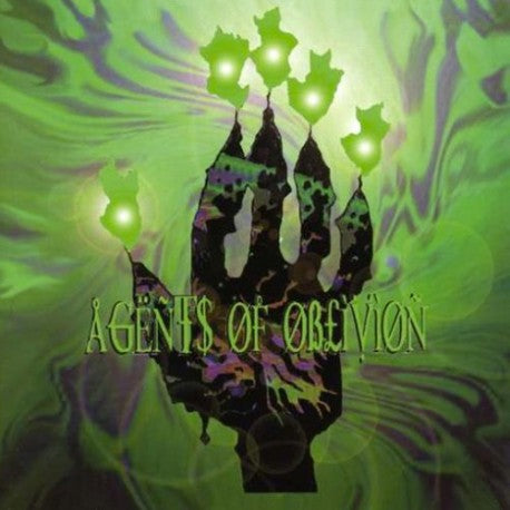 Agents of Oblivion CD