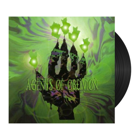 Agents of Oblivion Double Vinyl
