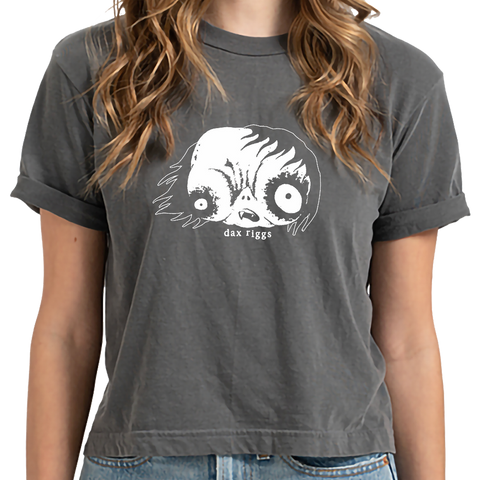 women's monster head shirt