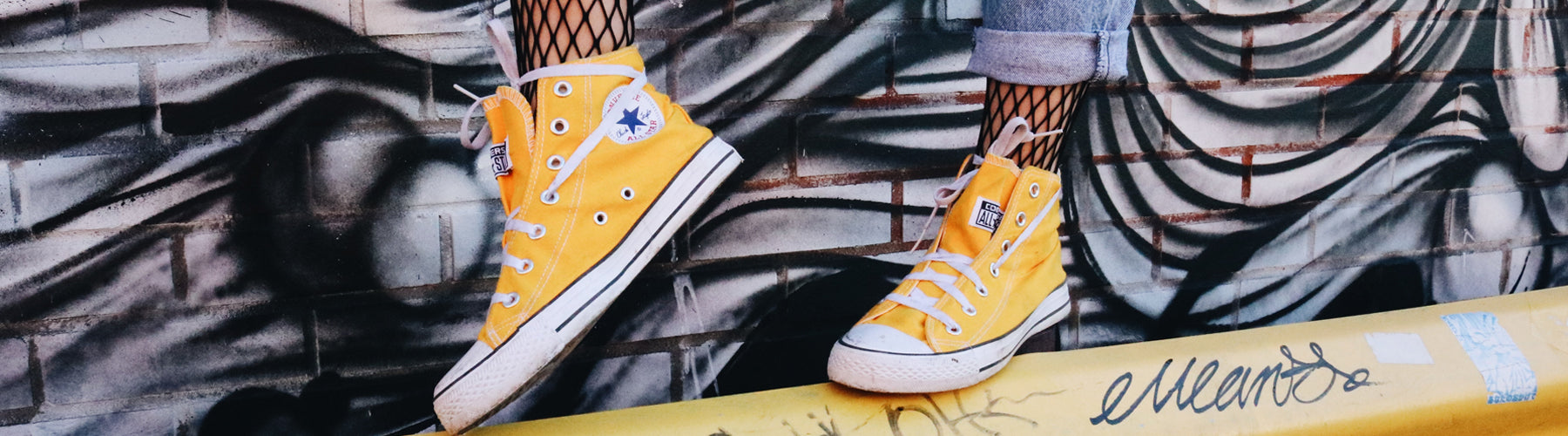 Converse Shoes for FAQ Page: photo by: Danny G on Unsplash
