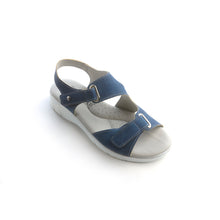 Load image into Gallery viewer, A'rcopedico Scream Sandal - blue