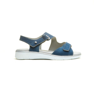 A'rcopedico Scream Sandal - blue
