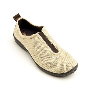A'rcopedico ES Slip On Sneaker Beige
