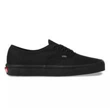 Load image into Gallery viewer, Vans Authentic Sneakers in Black/Black