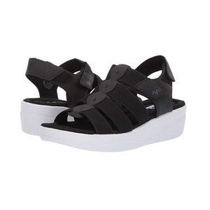 Ryka Aloha Black Sports Sandal - Women