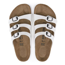 Load image into Gallery viewer, Birkenstock Florida Sandal in White