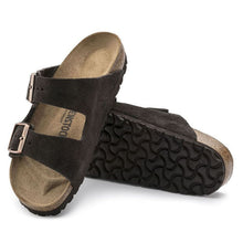 Load image into Gallery viewer, Birkenstock Arizona Suede Leather in Mocha