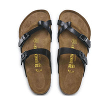 Load image into Gallery viewer, Birkenstock Mayari Sandal in Licorice
