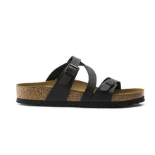 Load image into Gallery viewer, Birkenstock Salina Strappy Sandal in Black