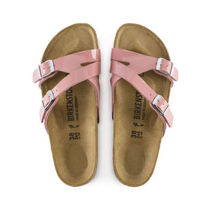 Birkenstock Yao Sandal in Old Rose