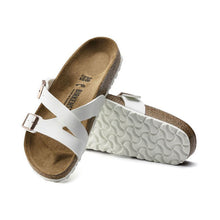 Load image into Gallery viewer, Birkenstock Yao Sandal in White