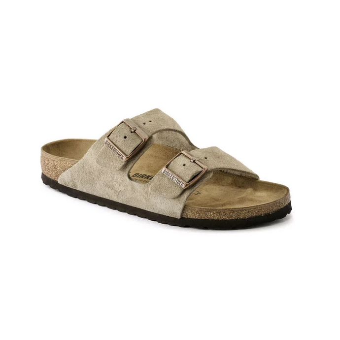 Birkenstock Arizona Suede Leather - Women's