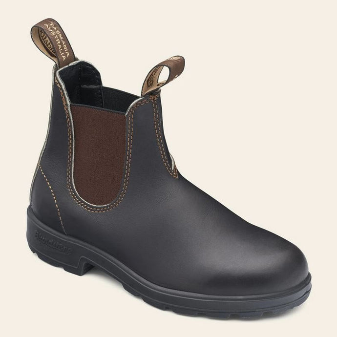Blundstone 500 Chelsea Boot in Stout Brown