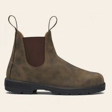 Load image into Gallery viewer, Blundstone 585 Chealsea Boot in Rustic Brown