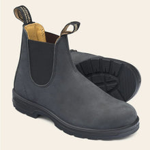 Load image into Gallery viewer, Blundstone 587 Chelsea Boot in Rustic Black