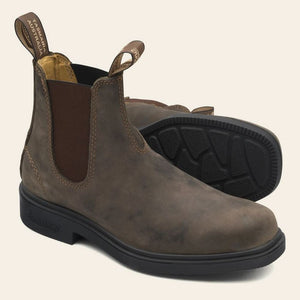 Blundstone 1306 Chelsea Boot in Rustic Brown