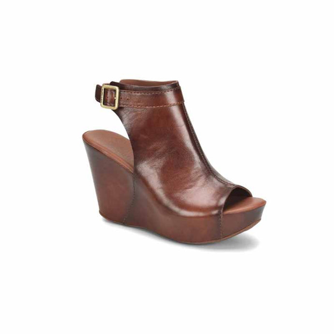Kork-Ease Berit Wedge Sandal - Women, Brown
