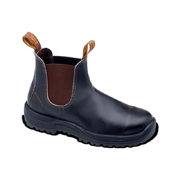 Blundstone Work and Safety Boots  - Men and Women, Stout Brown
