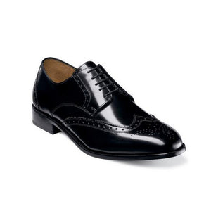 Florsheim Brookside Wingtip Oxford - Men, Black