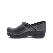 Load image into Gallery viewer, Dansko Professional Charcoal Distressed Clogs - Men's