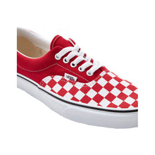 Load image into Gallery viewer, Vans Era Checkerboard in Red