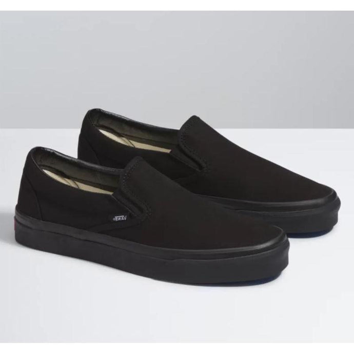 Vans Classic Slip On Black/Black
