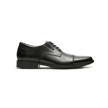 Load image into Gallery viewer, Clarks Tilden Cap Dress Shoe - Men, Black