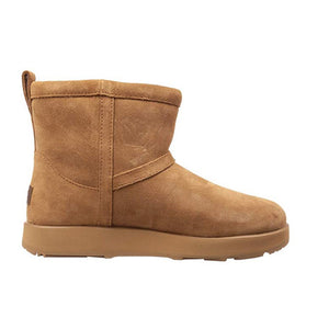 UGG Classic Mini Waterproof Boots - Women, Chestnut