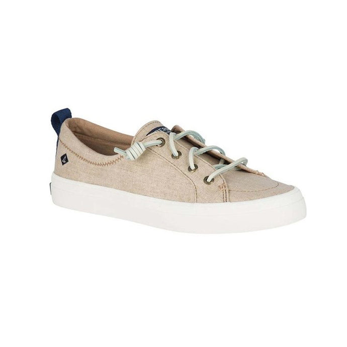 Sperry Crest Vibe Washed Linen Sneaker - Women