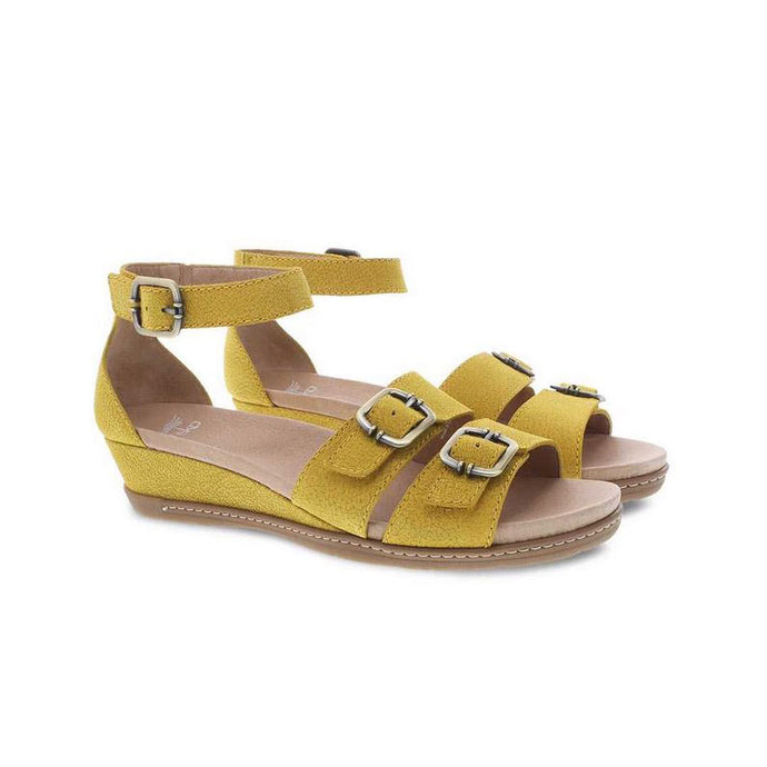 Dansko Astrid Wedge Sandals - Women's