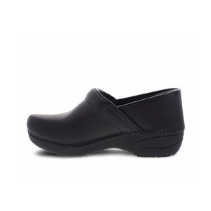 Dansko XP 2.0 Black Waterproof Pull Up Clogs - Women's