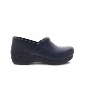 Dansko XP 2.0 Navy Waterproof Pull Up Clogs - Women's
