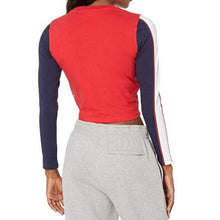 Load image into Gallery viewer, Fila Anouk Long Sleeve Crop Top - Women's