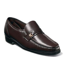 Load image into Gallery viewer, Florsheim Riva Moc Toa Bit Loafer - Brown