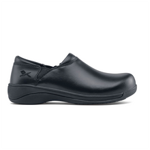 Load image into Gallery viewer, Forza Slip On Work Shoes - Women's, Black