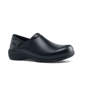 Forza Slip On Work Shoes - Women's, Black