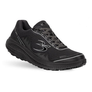 Gravity Defyer G-Defy Mighty Walk Athletic Shoes, Black - Men