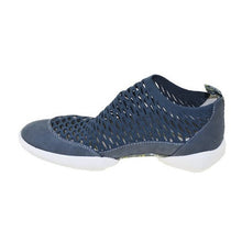 Load image into Gallery viewer, Jambu Women's Dory Flat Denim Blue - Women